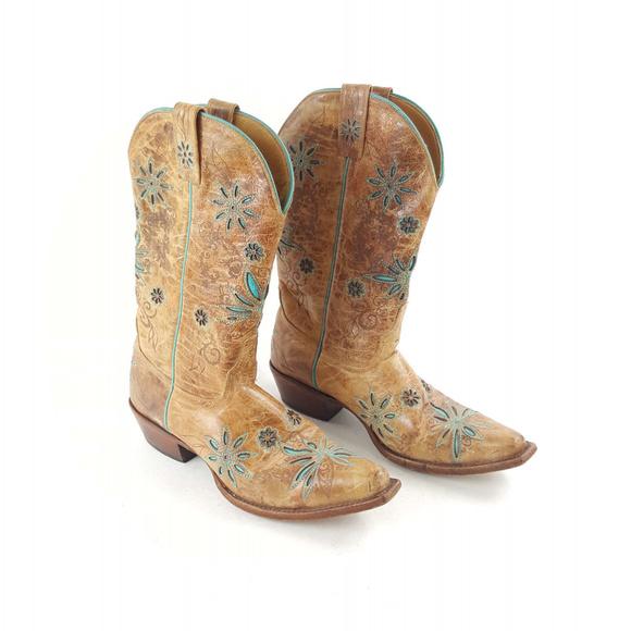 0cd820515 Shyanne Womens Daisy Mae Sz 9 B Cowgirl Boots. M_5b9a95068ad2f93d8de2652d